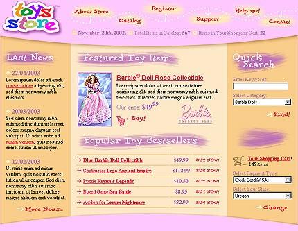 webdesign : Big, Screenshot 191