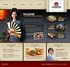 webdesign : asian, cuisine, drink