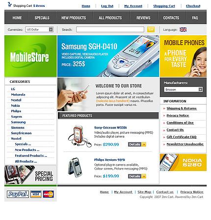 webdesign : Big, Screenshot 10096