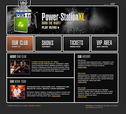 webdesign : Big, Screenshot 10150