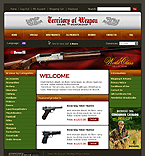 webdesign : gun, TT, Browning