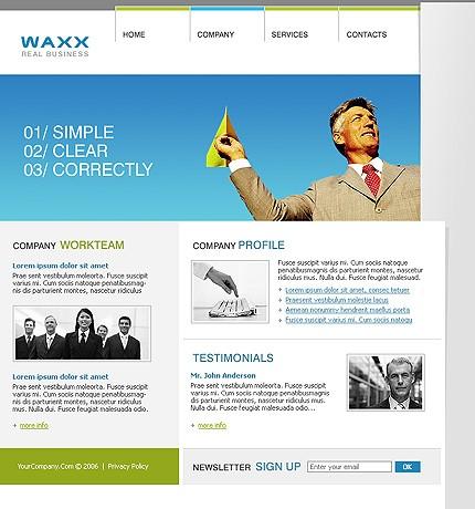 webdesign : Big, Screenshot 10247