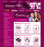 webdesign : store, ties, delivery