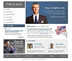 webdesign : organization, chairman, Liberal