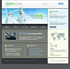 webdesign : company, medicine, testimonials