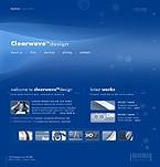 webdesign : profile, 3D, logo