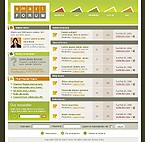 webdesign : smart, topic, moderator