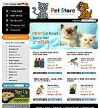 webdesign : veterinary, vet, feed