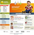 webdesign : child, education, services