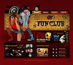 webdesign : deejay, archive, pictures