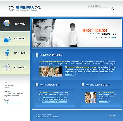 webdesign : Big, Screenshot 10770