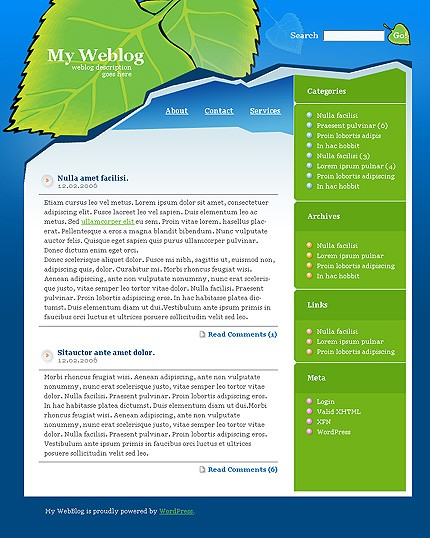 webdesign : Big, Screenshot 10785