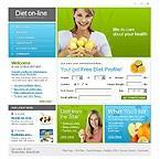 webdesign : tablet, drug, fruit