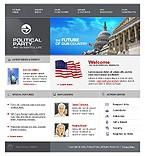 webdesign : leader, vote, Conservative