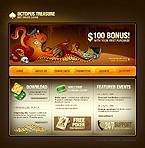 webdesign : jackpot, slots, craps