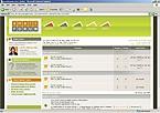 webdesign : forum, webmaster, memberlist