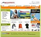 webdesign : shop, mountain, T-shirt