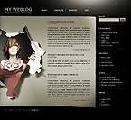 webdesign : friends, gallery, guestbook