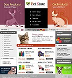 webdesign : veterinary, cleanup, tick