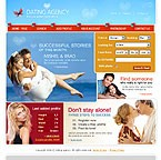 webdesign : dating, family, match