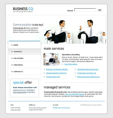 webdesign : Big, Screenshot 11143
