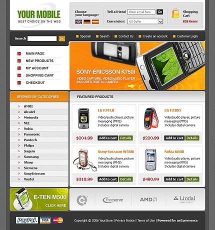 webdesign : Big, Screenshot 11302