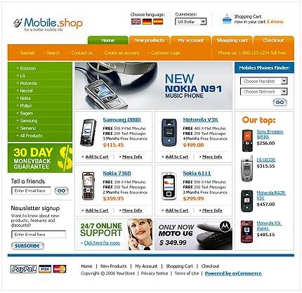 webdesign : Big, Screenshot 11341