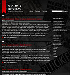 webdesign : events, rubric, world