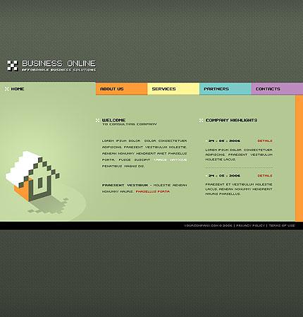 webdesign : Big, Screenshot 11471