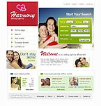 webdesign : wedding, profile, photos
