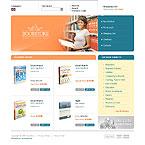 webdesign : books, novelty, kids