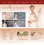 webdesign : offers, collection, fiancee
