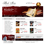 webdesign : store, products, mass