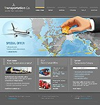webdesign : shipping, delivery, cargo