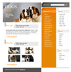 webdesign : breed, apparel, dishes