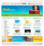 webdesign : shop, books, no-fiction
