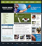 webdesign : portal, championship, player