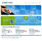 webdesign : services, telephone, adapter