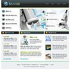 webdesign : science, medicine, biotech