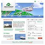 webdesign : hotels, car, aircraft