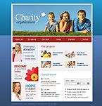 webdesign : charity, partner, charity