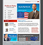 webdesign : flag, priority, Republican