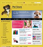 webdesign : shop, vet, flea