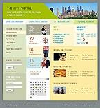 webdesign template 12640