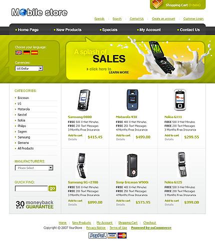 webdesign : Big, Screenshot 12708