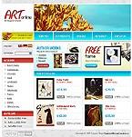 webdesign : artist, works, catalog