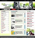 webdesign : music, player, music