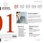 webdesign template 12811