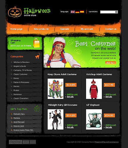 webdesign : Big, Screenshot 12992