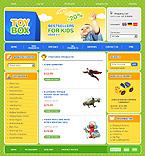 webdesign : shop, dog, bear